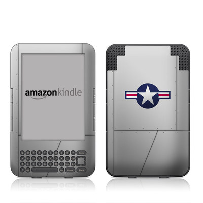 Kindle Keyboard Skin - Wing