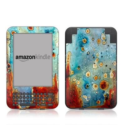 Kindle Keyboard Skin - Underworld