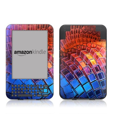 Kindle Keyboard Skin - Waveform