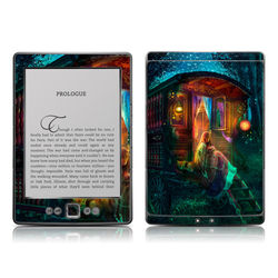 Kindle 4 Skin - Gypsy Firefly
