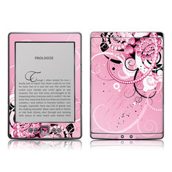 Kindle 4 Skin - Her Abstraction