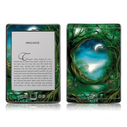 Kindle 4 Skin - Moon Tree