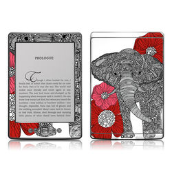 Kindle 4 Skin - The Elephant