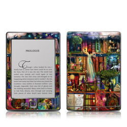 Kindle 4 Skin - Treasure Hunt