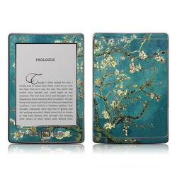 Kindle 4 Skin - Blossoming Almond Tree