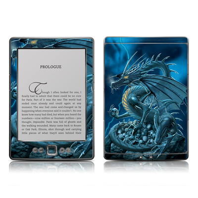 Kindle 4 Skin - Abolisher