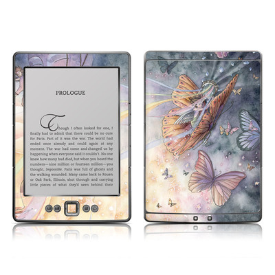 Kindle 4 Skin - You Will Always Be