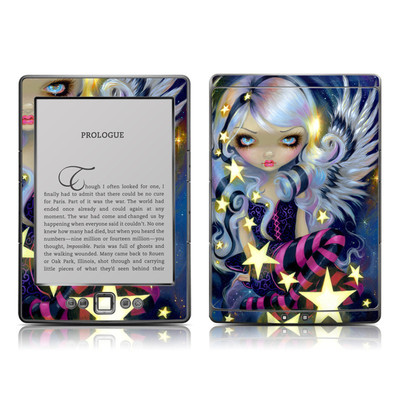 Kindle 4 Skin - Angel Starlight
