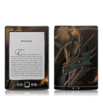 Kindle 4 Skin - Annihilator