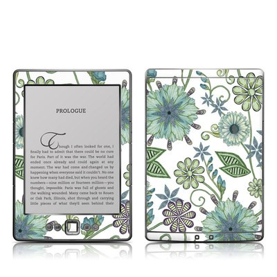 Kindle 4 Skin - Antique Nouveau