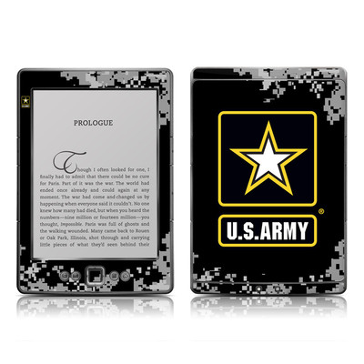 Kindle 4 Skin - Army Pride