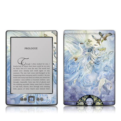 Kindle 4 Skin - Aquarius