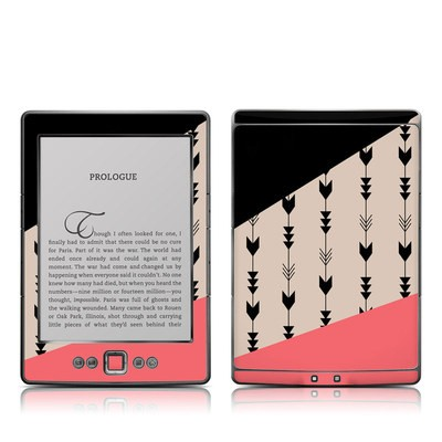 Kindle 4 Skin - Arrows