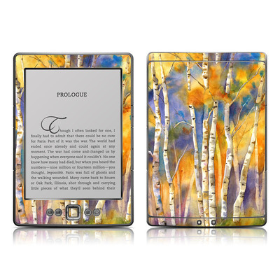 Kindle 4 Skin - Aspens