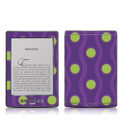 Kindle 4 Skin - Atomic
