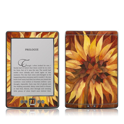 Kindle 4 Skin - Autumn Beauty