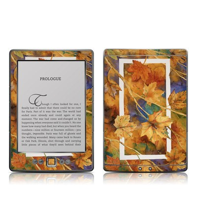 Kindle 4 Skin - Autumn Days