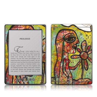 Kindle 4 Skin - A Walk