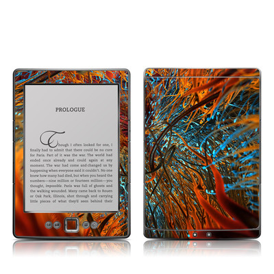 Kindle 4 Skin - Axonal