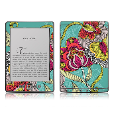 Kindle 4 Skin - Beatriz