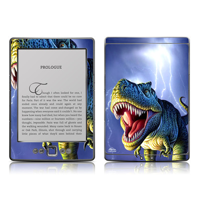 Kindle 4 Skin - Big Rex