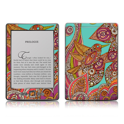 Kindle 4 Skin - Bird In Paradise