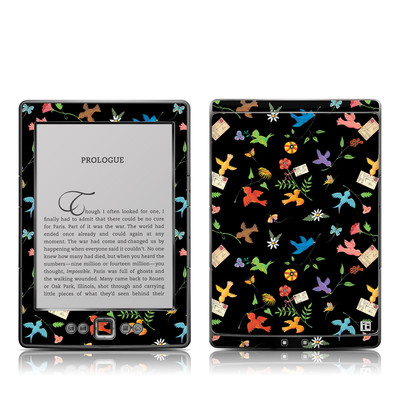 Kindle 4 Skin - Birds