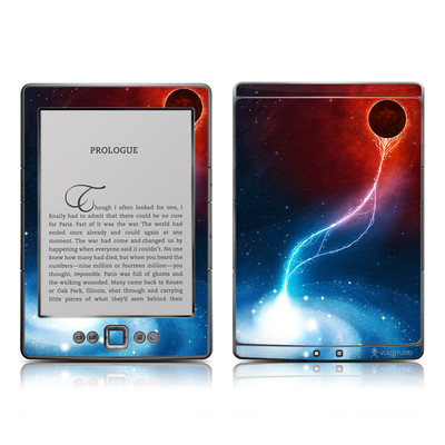 Kindle 4 Skin - Black Hole