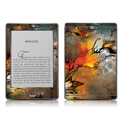 Kindle 4 Skin - Before The Storm