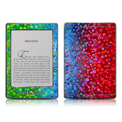Kindle 4 Skin - Bubblicious