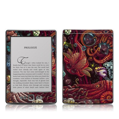 Kindle 4 Skin - C-Pods