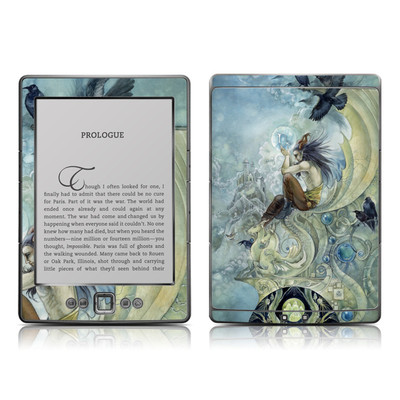 Kindle 4 Skin - Capricorn