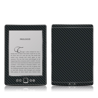 Kindle 4 Skin - Carbon