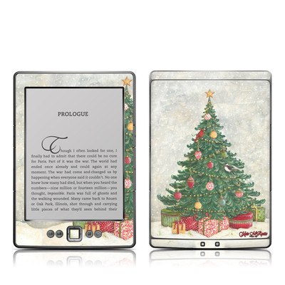 Kindle 4 Skin - Christmas Wonderland