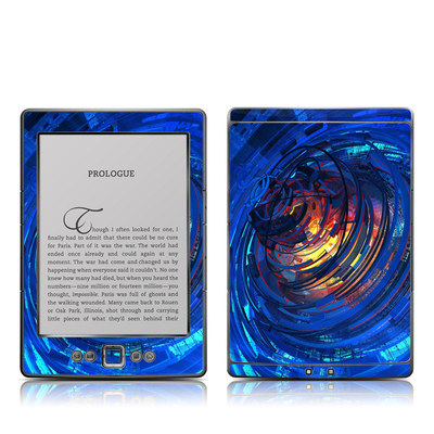 Kindle 4 Skin - Clockwork