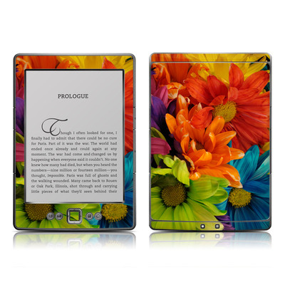 Kindle 4 Skin - Colours