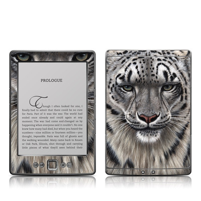 Kindle 4 Skin - Call of the Wild