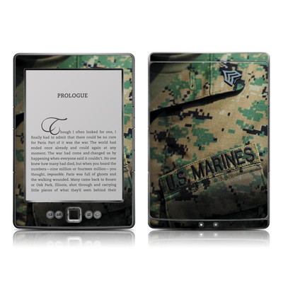 Kindle 4 Skin - Courage