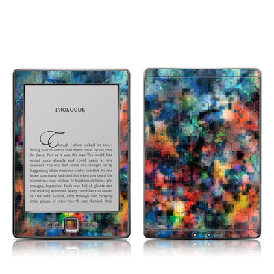 Kindle 4 Skin - Circuit Breaker