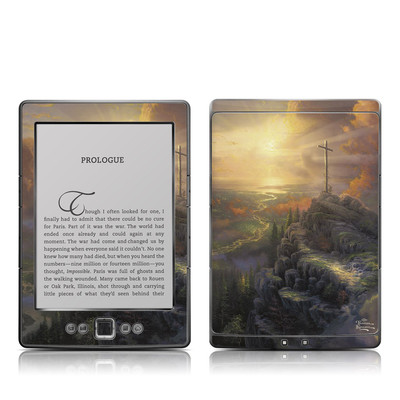 Kindle 4 Skin - The Cross
