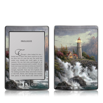 Kindle 4 Skin - Conquering Storms