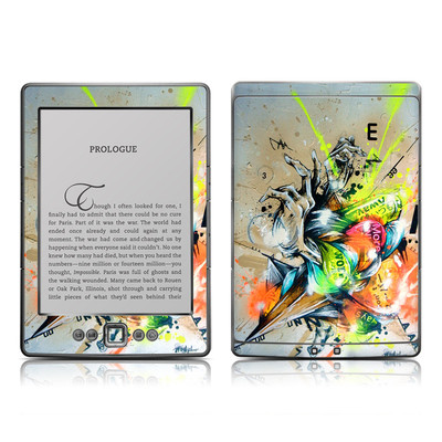 Kindle 4 Skin - Dance