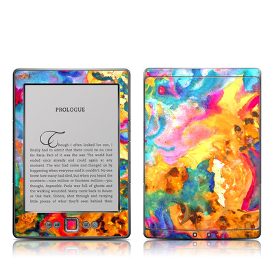 Kindle 4 Skin - Dawn Dance