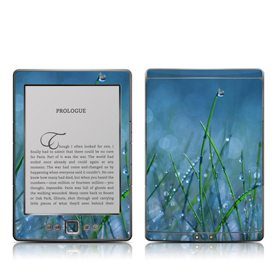 Kindle 4 Skin - Dew