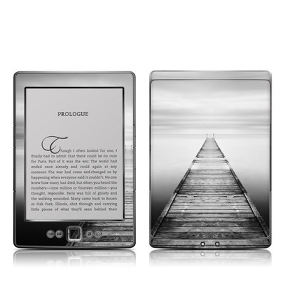 Kindle 4 Skin - Dock