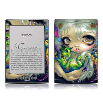 Kindle 4 Skin - Dragonling
