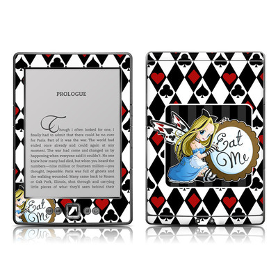 Kindle 4 Skin - Eat Me