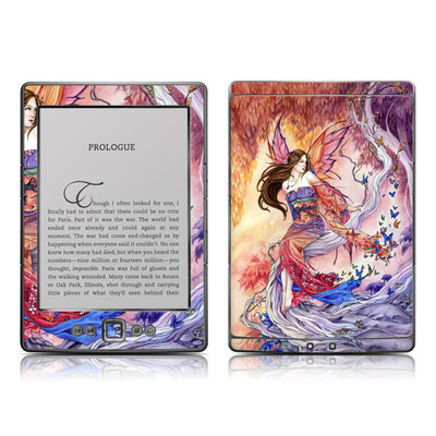Kindle 4 Skin - The Edge of Enchantment