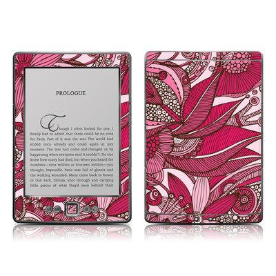 Kindle 4 Skin - Eva