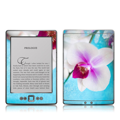 Kindle 4 Skin - Eva's Flower